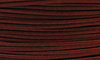 Textil - Soutache - 3mm - Dark brown (Marrón oscuro) (2 metros)
