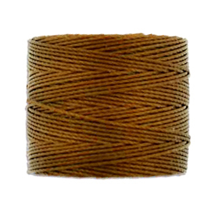 Textil - Superlon Bead Cord - Dark Copper (1 Bobina)