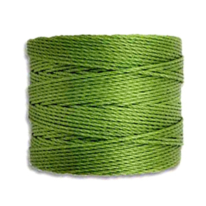 Textil - Superlon Bead Cord - Avocado (1 Bobina)