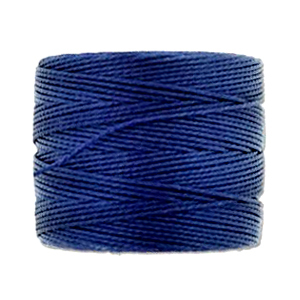 Textil - Superlon Bead Cord - Royal Blue (1 Bobina)