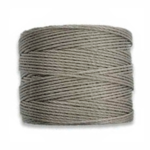 Textil - Superlon Bead Cord - Nickel (1 Bobina)