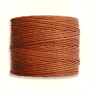 Textil - Superlon Bead Cord - Copper (1 Bobina)