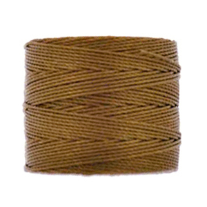 Textil - Superlon Bead Cord - Antique Bronze (1 Bobina)