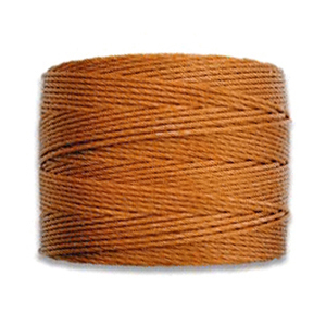 Textil - Superlon Bead Cord - Whisky (1 Bobina)