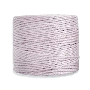 Textil - Superlon Bead Cord - Light Lavender (1 Bobina)