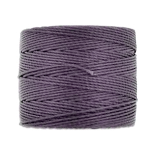 Textil - Superlon Bead Cord - Light Purple (1 Bobina)