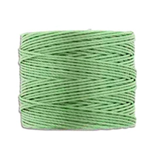 Textil - Superlon Bead Cord - Sour Apple (1 Bobina)