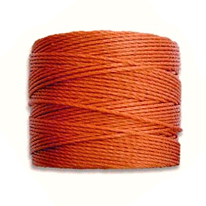 Textil - Superlon Bead Cord - Rust (1 Bobina)