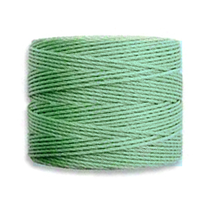 Textil - Superlon Bead Cord - Grayed Jade (1 Bobina)