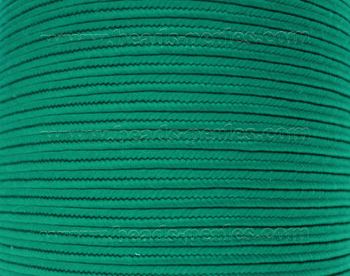 Textil - Soutache-Poliester - 3mm - Persian Turquoise (Turquesa Persa) (50 metros)