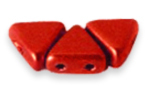 Cristal Checo - Khéops par Puca - 6x6mm - Lava Red (10 gr.)