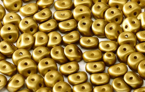 Cristal Checo - Es-O - 5mm - Aztec Gold Satin (5 gr.)
