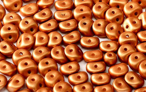 Cristal Checo - Es-O - 5mm - Rust Satin (5 gr.)
