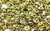 Cristal Checo - Es-O - 5mm - Full Dorado (5 gr.)