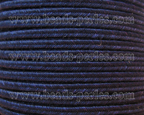 Textil - Soutache DENIM-JEANS - 3mm - One Wash (50 metros)