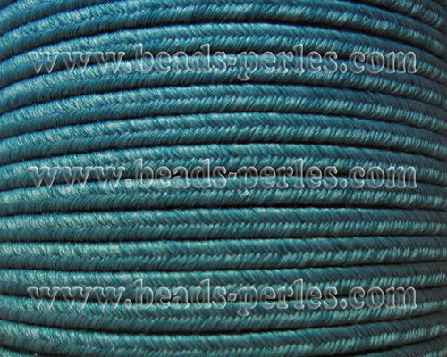 Textil - Soutache DENIM-JEANS - 3mm - Cali Cool (50 metros)