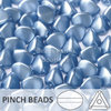 Cristal Checo - Pinch - 5x3mm - Pastel Azure (100 Uds.)