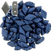 Cristal Checo - GemDUO - 8x5mm - Metallic Suede Blue (10 gr.)