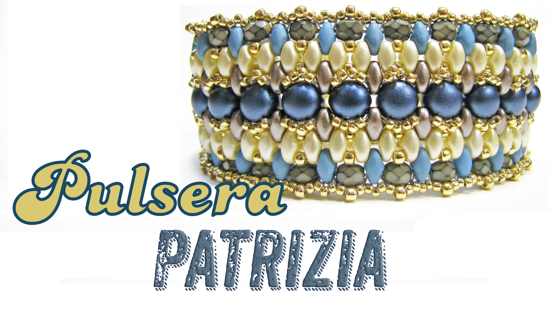 Kit YouTube - Pulsera Patrizia - Color 01