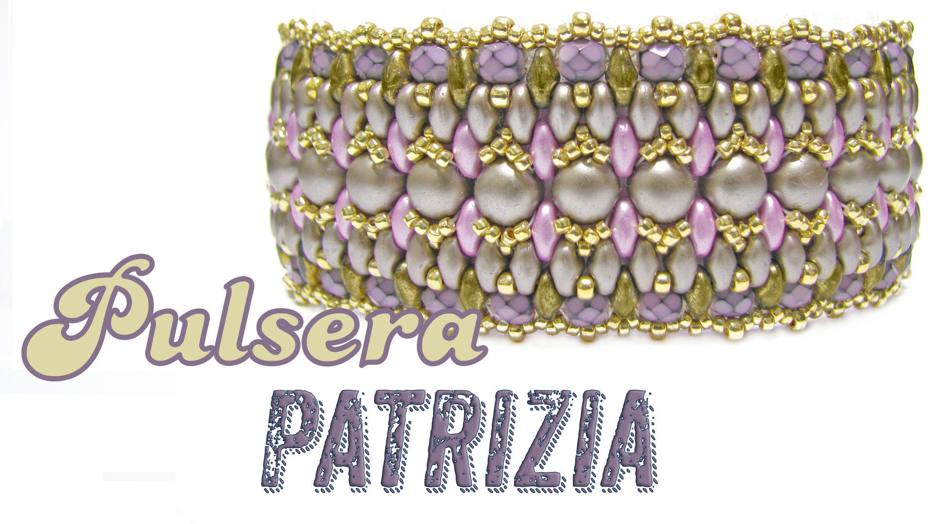 Kit YouTube - Pulsera Patrizia - Color 02