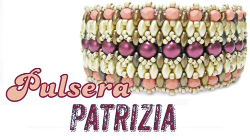 Kit YouTube - Pulsera Patrizia - Color 04