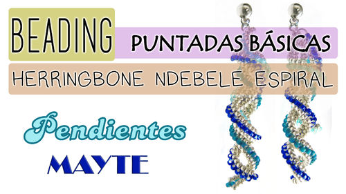 Kit YouTube - Pendientes Mayte - Color 01