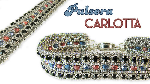 Kit YouTube - Pulsera Carlotta - Color 01