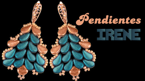 Kit YouTube - Pendientes Irene - Color 01