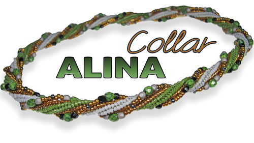Kit YouTube - Collar Alina - Color 01