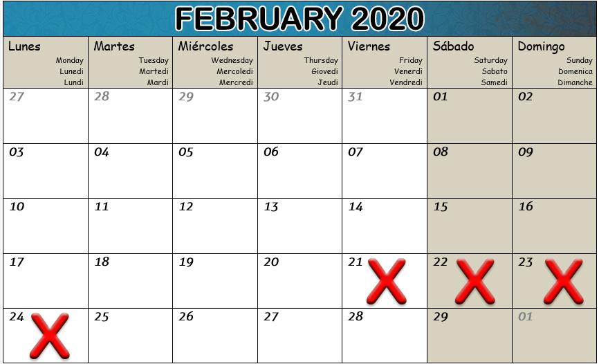CALENDARIO_FEBRERO_2020_4_ING
